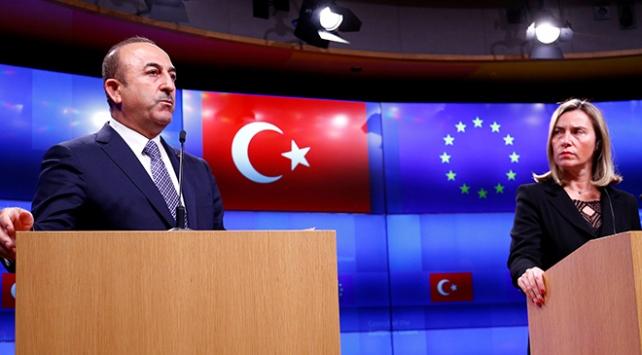AB-Türkiye Ortaklık Konseyi 54. toplantısı sona erdi