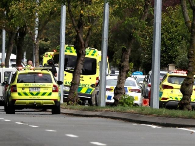 Yeni Zelandada 2 camiye terör saldırısı