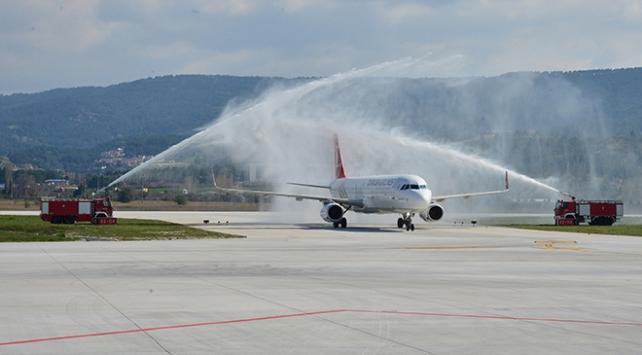 THYnin İstanbul-Çanakkale uçuşları başladı