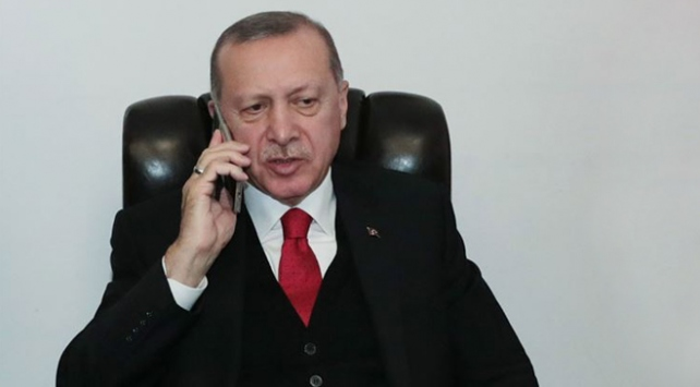 Cumhurbaşkanı Erdoğan: Başkan Yardımcımı ve Dışişleri Bakanımı Yeni Zelandaya gönderiyorum