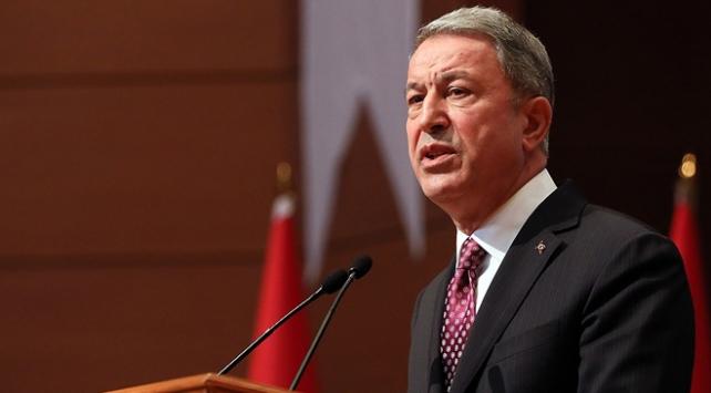 Milli Savunma Bakanı Akar: İslamofobik faşist terörü bir kez daha dünyanın gözleri önünde