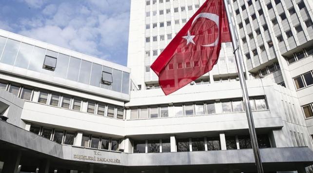 Türkiyeden Yunanistanın Ege açıklamalarına tepki