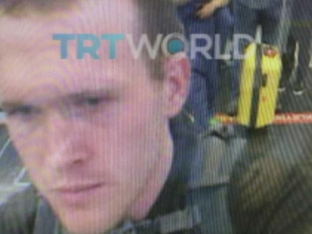 Yeni Zelandadaki terörist geçmişte Türkiyede bulunmuş