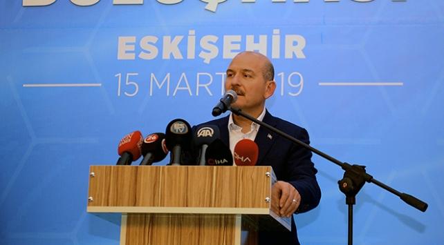 İçişleri Bakanı Soylu: Biz bencil bir millet değiliz