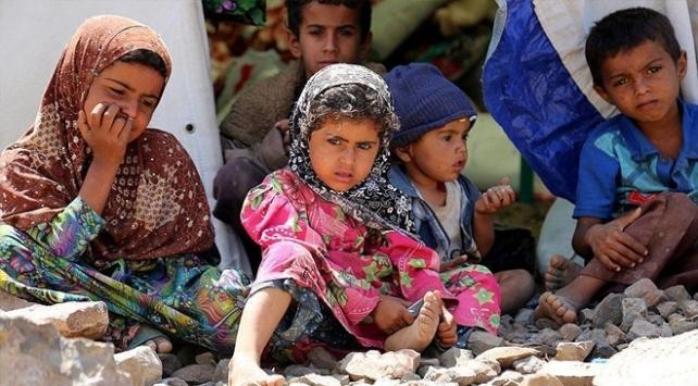 Yemende 0-5 yaş arası 400 bin çocuğun acil yardıma ihtiyacı var