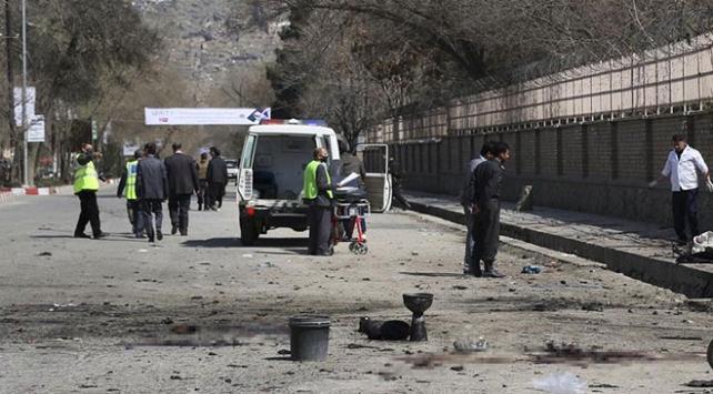 Kabilde bombalı saldırı: 1 ölü