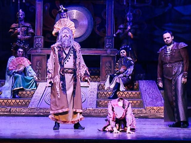 Puccininin ölmeden yazdığı son eser Ankarada sahnelenecek