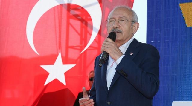 CHP Genel Başkanı Kılıçdaroğlu: Ülkemiz için canımızı feda ederiz
