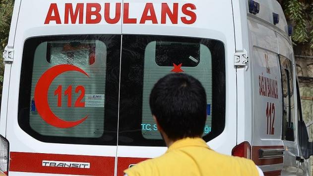 Midibüs şarampole yuvarlandı: 1 ölü, 15 yaralı