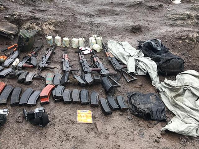 Irakın kuzeyinde 6 terörist etkisiz hale getirildi