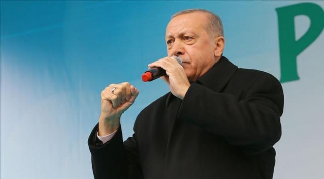 Cumhurbaşkanı Erdoğan: Terörün kaynağının İslam dünyası olduğunu nasıl söylersin?