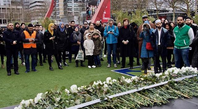 Yeni Zelandadaki terör saldırısına dünyadan tepkiler sürüyor
