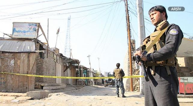 Afganistanda patlama: 4 ölü