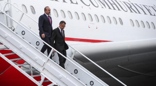 Türk heyeti terör saldırısının yaşandığı Yeni Zelandada