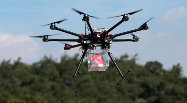 Orman yangınlarına karşı drone istasyonları kurulacak