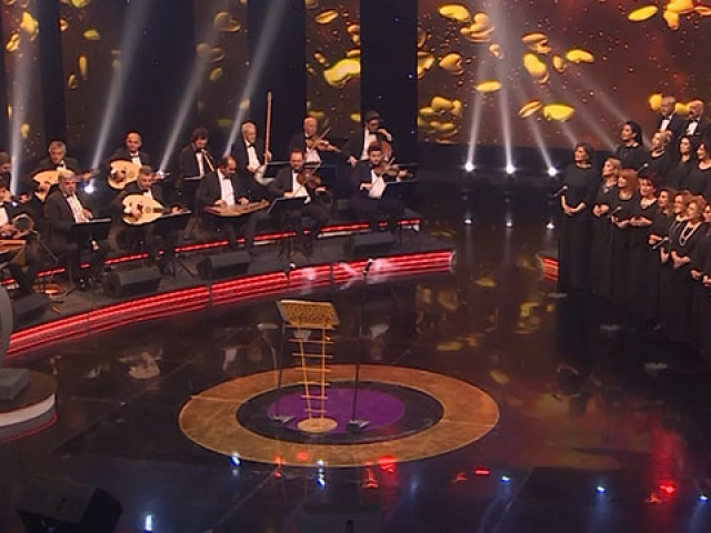 TRT Personel Korosu konser verdi