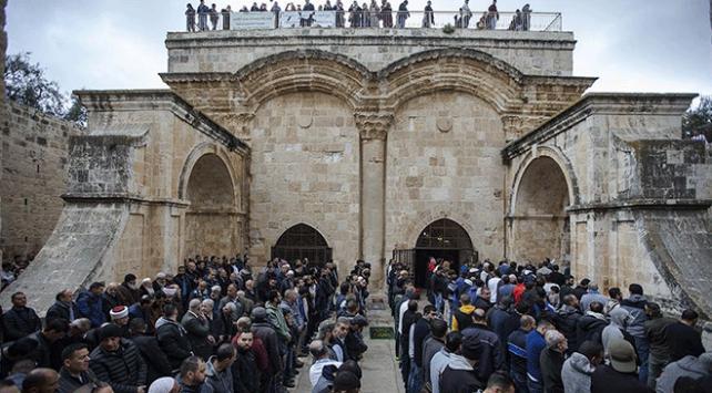İsrail mahkemesi Rahmet Kapısı'nı kapatma kararı aldı