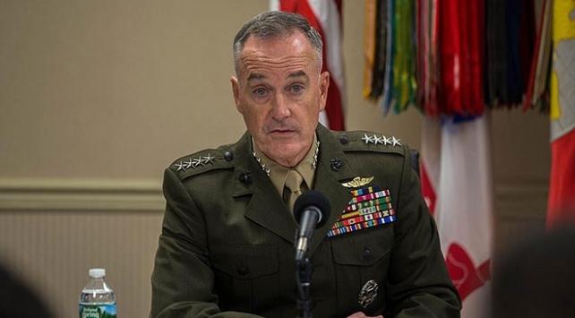 """Pentagondan """"Suriyede bin asker kalacak"""" iddiasına yalanlama"""