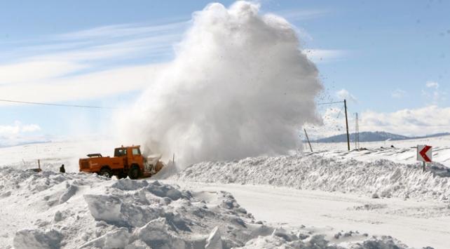 Ardahan-Şavşat kara yolu yeniden ulaşıma açıldı