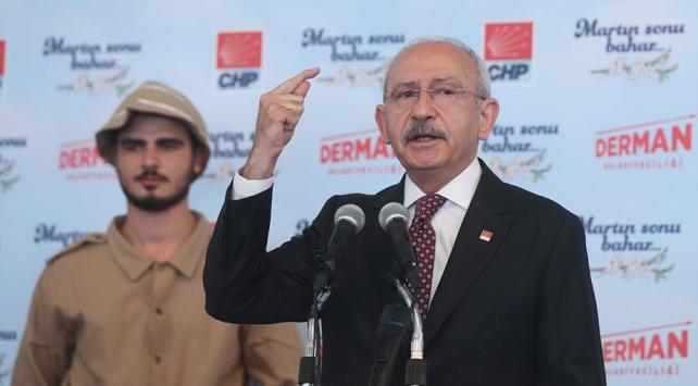 CHP Genel Başkanı Kılıçdaroğlu: Tarihimizi iyi bilmeliyiz