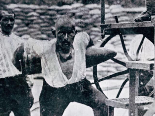 Çanakkale Savaşının kahraman Mehmetçikleri
