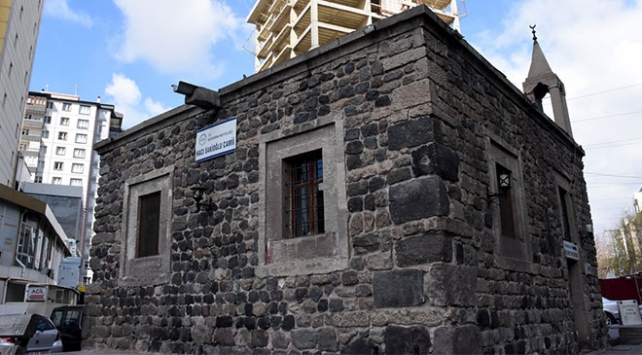 """Kayserinin """"küçük"""" camileri asırlardır ayakta"""