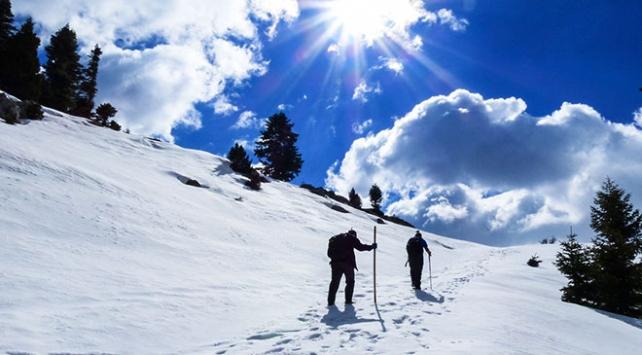 Fotoğraf tutkunlarının gözdesi: Küpe Dağları