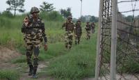 Cammu Keşmir'de gerginlik: 1 Hint askeri öldü