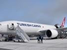 Turkish Cargodan İstanbul Havalimanına ilk sefer