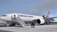 Turkish Cargo'dan İstanbul Havalimanı'na ilk sefer
