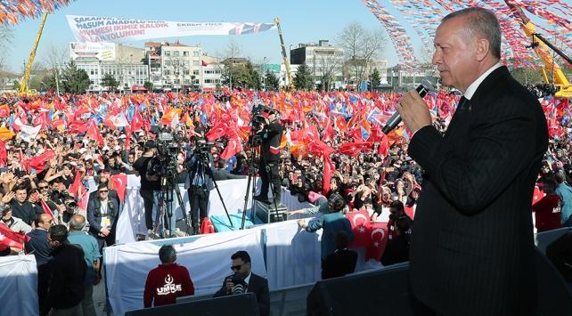 Cumhurbaşkanı Erdoğan: Yeni Zelandadaki katilin amacı terör örgütü ile aynı