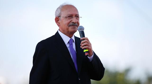 CHP Genel Başkanı Kılıçdaroğlu: Türkiyenin sorunlarını hep birlikte çözeceğiz