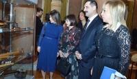 Türkiye'den Azerbaycan'a Türk müzik aletleri hediye edildi