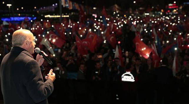 Cumhurbaşkanı Erdoğan: Ebru kardeşim Hiç üzülme ağlama, sen gülümse daima