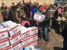 Afrin'de 362 noktaya insani yardım ulaştırıldı