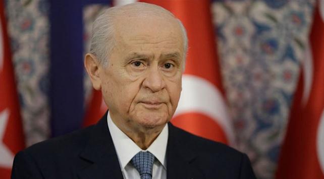 MHP Genel Başkanı Bahçeli: Amerikaya bağımlı bir ülkenin savunması olmaz