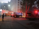 Adana'da hastanede yangın