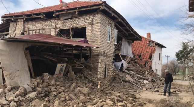 Denizlide 5,5 büyüklüğünde deprem