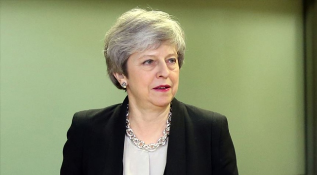 İngiltere Başbakanı May, Brexitin 30 Hazirana ertelenmesini istedi