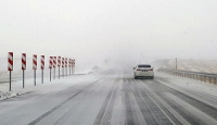 """Meteorolojiden """"buzlanma ve don"""" uyarısı"""