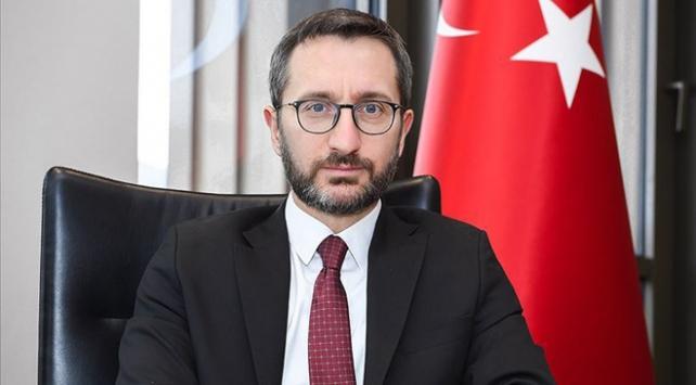 Fahrettin Altun: Cumhurbaşkanı Erdoğanın sözleri bağlamından koparıldı