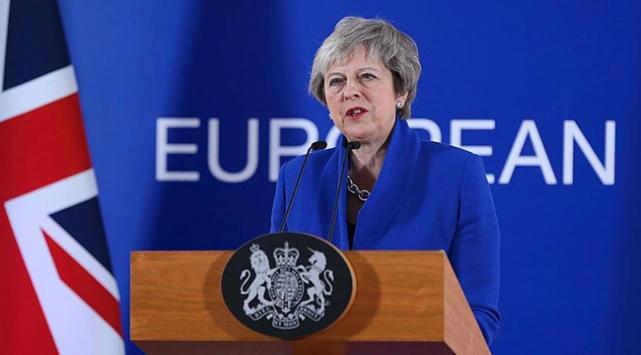 İngiltere Başbakanı Mayden parlamentoya Brexit suçlaması