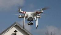 İzinsiz drone uçurana 10 bin lira ceza
