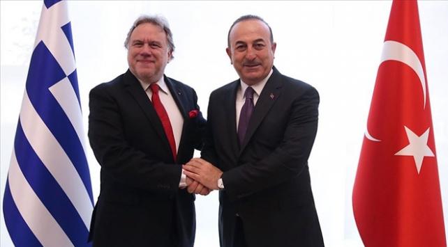 Yunanistan Dışişleri Bakanı: Türkiyenin Doğu Akdenizdeki haklarının farkındayız