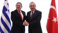 Yunanistan Dışişleri Bakanı: Türkiye'nin Doğu Akdeniz'deki haklarının farkındayız