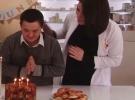 Eczanede çalışan down sendromlu Fatih için kutlama yapıldı