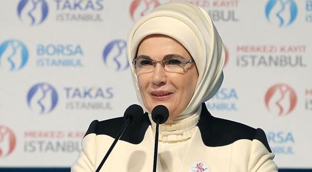 """Emine Erdoğan'dan """"Dünya Nevruz Günü"""" mesajı"""