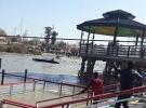 Irak'ta feribot battı: 45 ölü