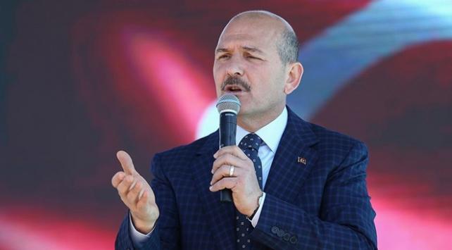 İçişleri Bakanı Soylu: HDP denilen parti PKKnın siyasi koludur
