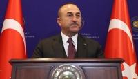 Bakan Çavuşoğlu'ndan Trump'ın Golan Tepeleri açıklamasına tepki